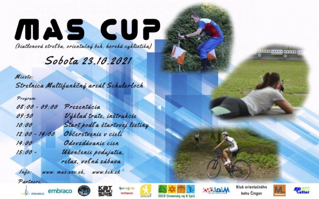 MAS CUP | spisskanovaves.eu
