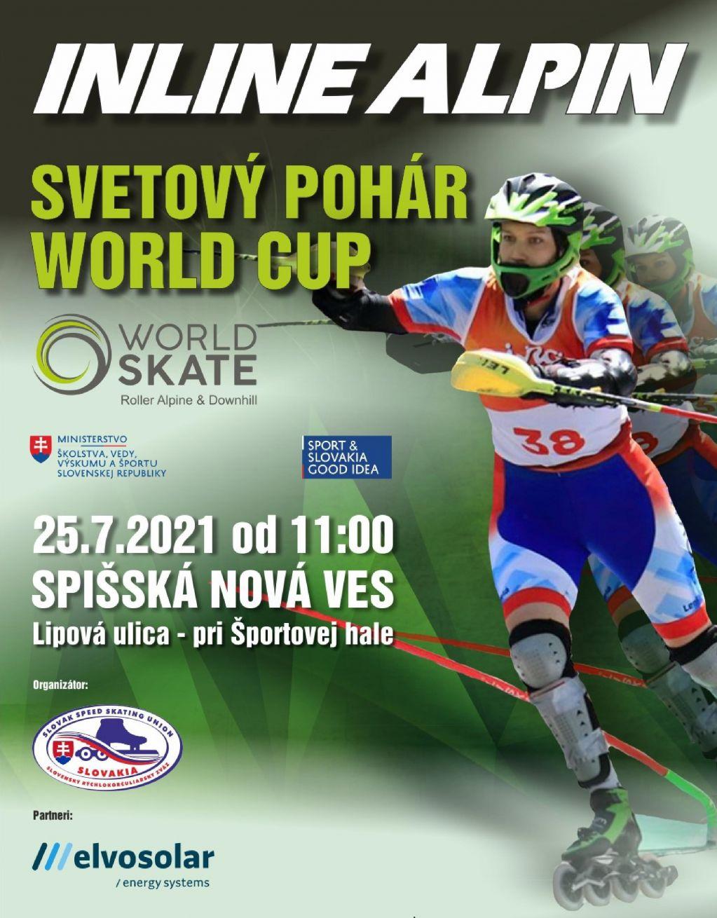 Inline Alpin - svetový pohár   spisskanovaves.eu