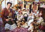 Výstava zbierky bábik a hračiek