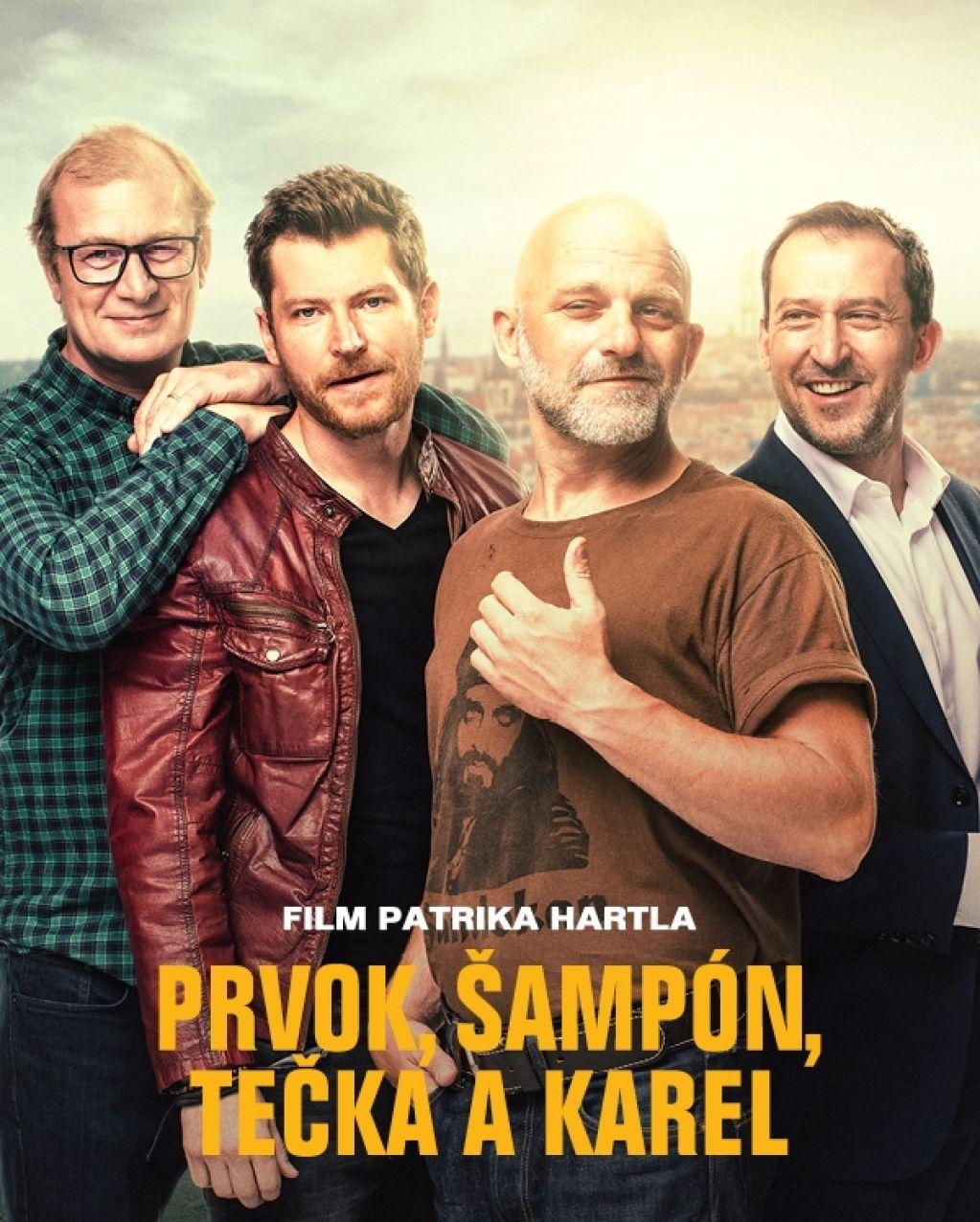 Prvok, Šampón, Tečka a Karel | spisskanovaves.eu
