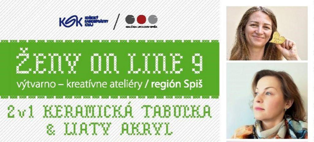 Ženy on line: 2v1 Keramická tabuľka a Liaty akryl | spisskanovaves.eu