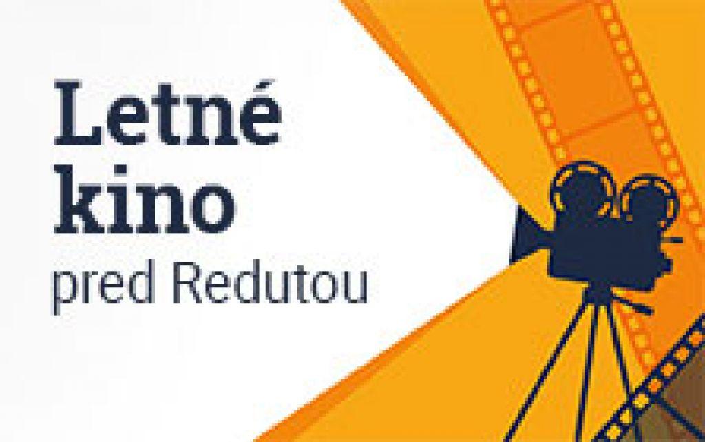 LETNÉ KINO 2021 pred REDUTOU | spisskanovaves.eu