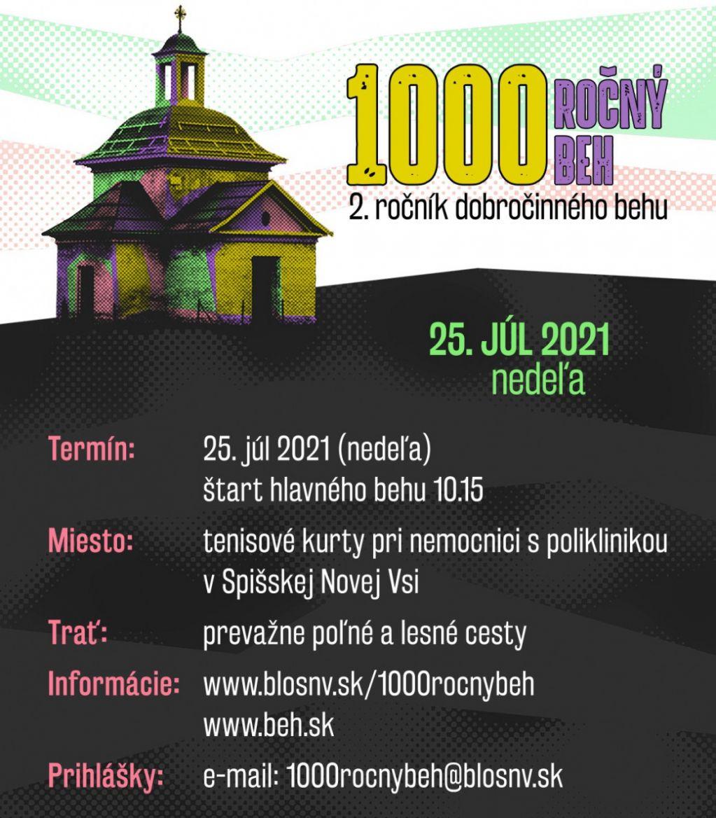 1000-ročný beh   spisskanovaves.eu