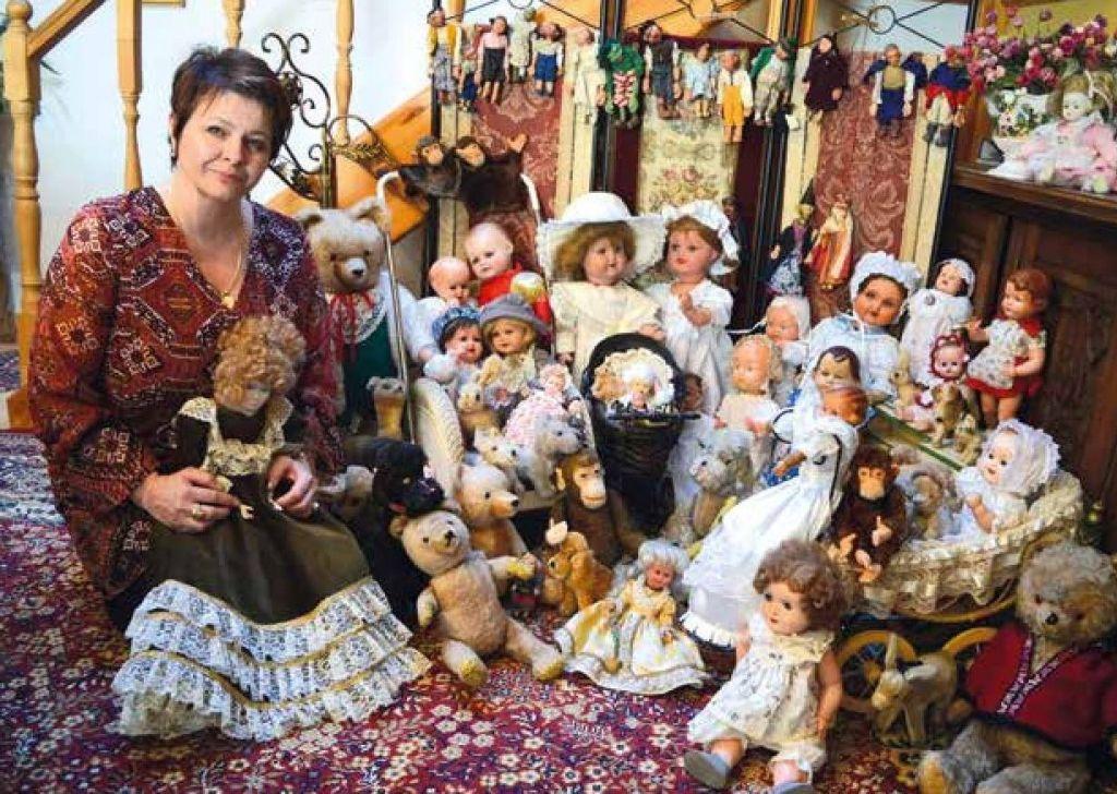 Výstava zbierky bábik a hračiek | spisskanovaves.eu
